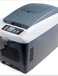 glacière voiture voiture réfrigérateur 16L refroidisseur de voiture boîte chaude portable mini-réfrigérateur de voiture