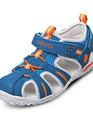 UOVO Baby Shoes Casual PU Sandals / Fashion Sneakers Blue