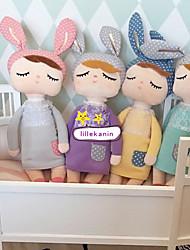 Baby toys Soft 35cm Lovely Stuffed Cloth Dolls Plush Toys Angela Rabbit Doll Christmas Girl Birthday Gift