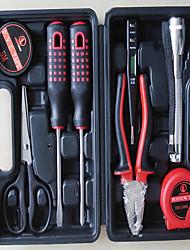 atender uma caixa de ferramentas de emergência (8piece8)