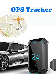 A10 GPS Tracker Locator for Car Vehicle Google Map 5000mah Long Battery Life Gsm Gprs Tracker