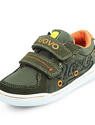 UOVO Baby Shoes Casual PU / Suede Fashion Sneakers Tan