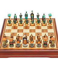 Royal St. Chess Suits The Character Modelling Modelling Resin Chess Chess Large Three-Dimensional Characters