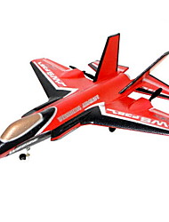 WS 9126 F35 Automatic Balance System Foam 4ch RC Airplane