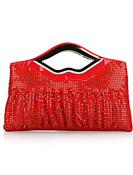 Women in Europe and the fold aluminium sequins handbag will hand bag dinner packages
