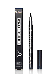 Eyeliner Crayons Sec Dense / Gloss coloré / Naturel / Other / Respirable Noir Yeux 1pcs 1 Others