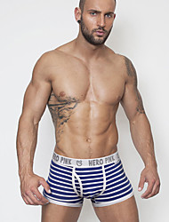 Four men's underwear stripe cotton comfortable men's underwear