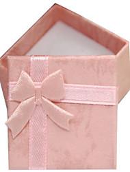 жесткий квадрат жемчужные украшения подарок Гирлянда ожерелье коробки