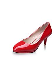 Yinxiangfeng® Women's PU Heels-318-1
