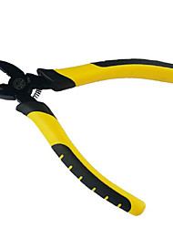 outils matériels de 6 pouces poignée de bande pince diagonale sortie pince 506