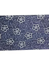 синий орнамент конверт (10 шт)