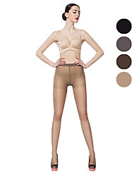 BONAS® Feminino Cor Única Fino Legging-B16598