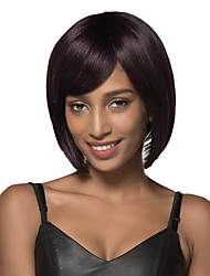 Fashion Short  Bob Remy Hand Tied Top wig for Woman's