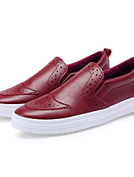 Men's Shoes Casual  Loafers Black / White / Burgundy