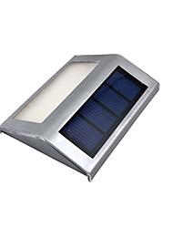 0.5W Lampe Solaire LED 50 lm Blanc Chaud / Blanc Froid LED Dip Décorative Pile V 2 pièces