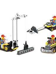 6212 pequeño lote mixto de bloques de construcción de marca juguetes educativos para niños reunidos juguetes hechos a mano (2 unidades)