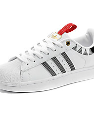 Adidas Originals Superstar Men's Skate Shoe Casual Sneakers Shoes Black Grey White