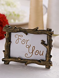 Antique Tree Branch Place Card Frame