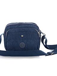 K'rlot/Men-Formal / Sports / Casual / Outdoor / Office & Career / Shopping-Canvas / leatherette-Shoulder Bag-Black
