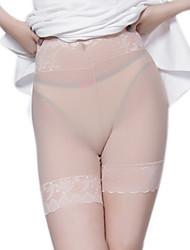 Women Shaping Panties,Ice Silk Panties Lace Sexy
