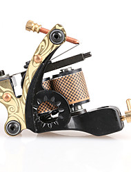 Coil Tattoo Machine Professiona Tattoo Machines Cast Iron Shader Handmade