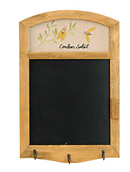 House Moulding Wooden Hanging Type Blackboard