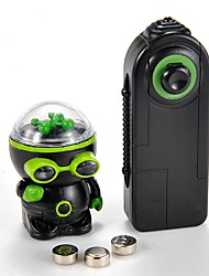 Infrared Radio Control Robots Mechanical UFO Aliens  Kids Gift YQ88191B-2