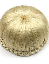 mariée crépus or bouclés europe cheveux humains capless perruques chignons sp-002 1003