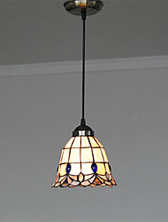 Max 60W Plafond Lichten & hangers ,  Tiffany Anderen Kenmerk for Ministijl MetaalWoonkamer / Slaapkamer / Eetkamer / Keuken /
