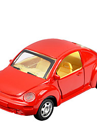 Дибанг -2937 детская игрушка автомобиль модель сплава обратно жука (2pcs)