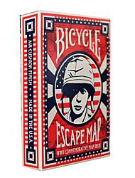 cartes vélo de poker échapper carte tables magiques de cartes accessoires