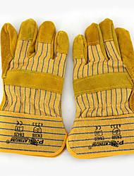 короткая кожа износостойкой перчатка