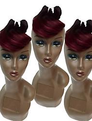 Ombre Cabello Brasileño Ondulado los tejidos de pelo
