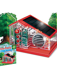 Scientific Experiment Technology To Make The Popular Science Educational Diy Solar Radio Science Toys