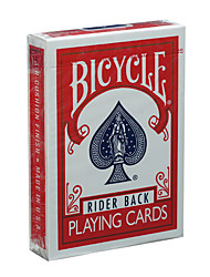 American Bicycle Poker Bicycle Poker Original Poker Magic Props Board Game Red Card (A)