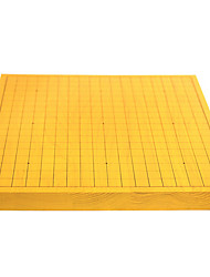 Royal St. 32 Mm Fish Wood A Two-Sided Dual-Use Chinese Chess Board Go Plate + Single Old Cloud/Common Jujube Cans