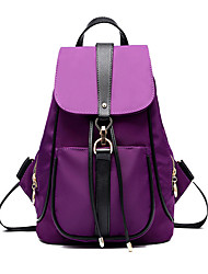 Women Casual / Outdoor Nylon Buckle Backpack