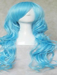 Cosplay Wig Super Long Natural Wavy Synthetic Hair Wigs  Animated Party Wigs 4 Colors