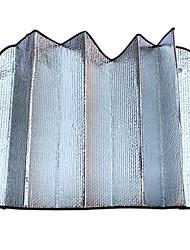 140 * 70 Luftblase Baumwolle Autofrontscheibe Sonnenschutz Sonnenschutz