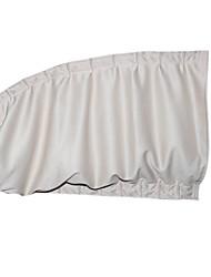 Gewirke Universal Vorhang Sonnenschutz Autofenster Schatten uv meisten Autoseitenfenster passen (51 * 47)