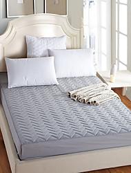 capa protetora colchão acolchoado com borracha com enchimento / enchimentos / almofada de algodão lixar fino para quatro estações
