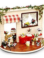 Чи Fun House Валентина день подарков поделки ручной дом розовый сад песня о любви