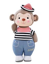 Metoo Senbao Monkey Mascot Plush Toy Doll Monkey Doll Birthday Gift Navy Treasure 45Cm