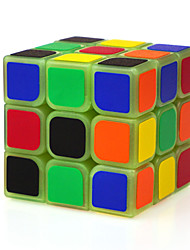 Yongjun® Гладкая Speed Cube 3*3*3 Скорость / Фосфоресцирующий Кубики-головоломки Серый ABS