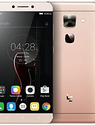 "LeTV X820 5.7 "" Android 5.1 4G Smartphone ( Dual - SIM Deca Core 21 MP 4GB + 32 GB Gold )"