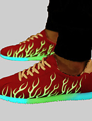Unisex Fashion Light Sneakers Men & Women shoes Trend The Luminous