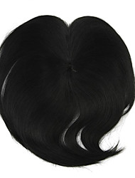 Wig Black 10CM High-Temperature Wire Replacement Bangs Colour 2