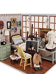 diy cabane chi fun house valentines créatives jour cadeaux meilleur moment assemblé manuellement maison
