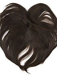 Wig Brown 10CM High-Temperature Wire Replacement Bangs Colour 2/30