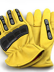 Sheepskin Collision avoidance wear-resistin glove